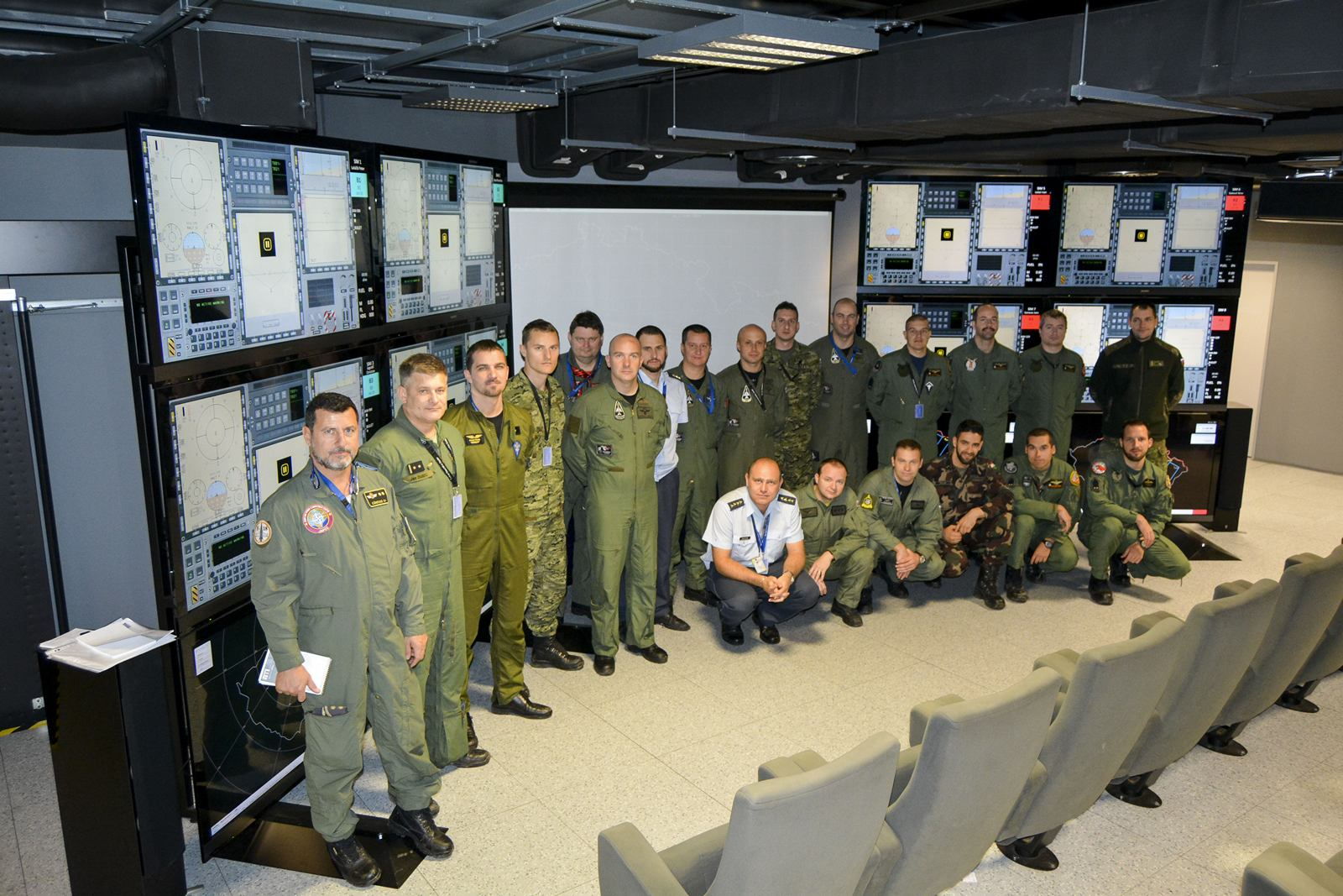 MATC - The second DCA/QRA Synthetic Training for tactical
