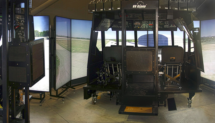 HTP Ostrava introduces a brand-new Helicopter Tactical Simulator